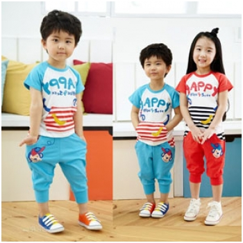Bộ quần áo Happy Hide & Seek TD021