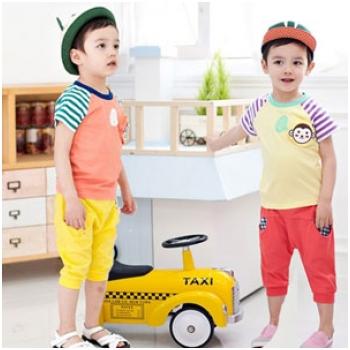 Bộ quần áo xinh xắn TD017