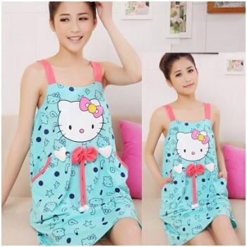 Váy 2 dây hello kitty MT 506