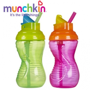 Cốc ống hút Click & Lock Munchkin 40523