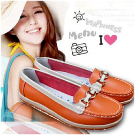Giày da nữ WD-5813