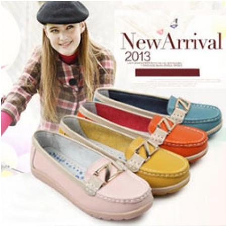 Giày da nữ WD-8516