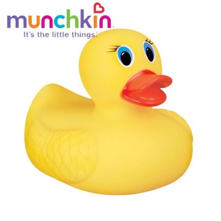 Đồ chơi vịt báo nước tắm nóng Munchkin 31011