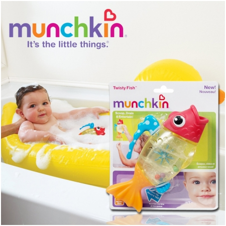Cá phun nước Munchkin 18002