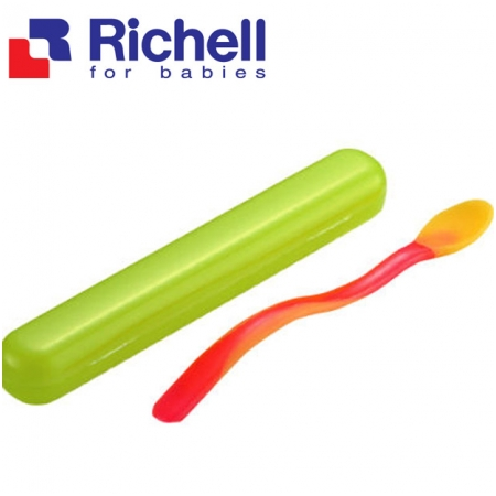 Thìa mềm ăn dặm Richell RC45450