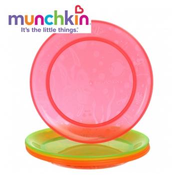 Bộ 5 đĩa Munchkin cho bé - 10280