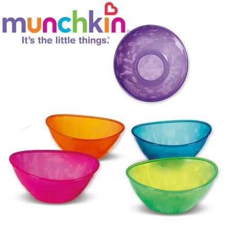 Bộ 5 bát nhựa Munchkin – 10265