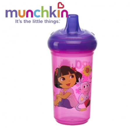 Cốc tập uống Dora Munchkin MK43483