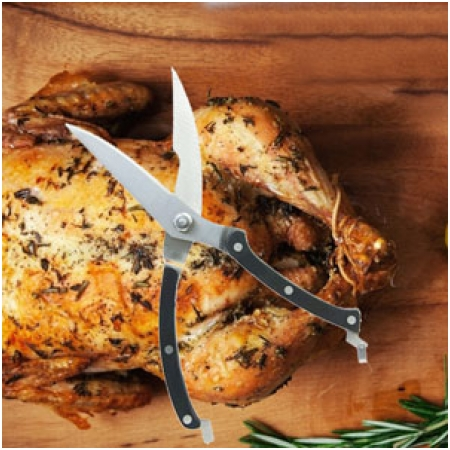 Kéo cắt gà Kitchen Scissors