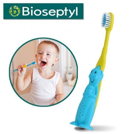 Bàn chải đánh răng Bioseptyl Bambino - S1563