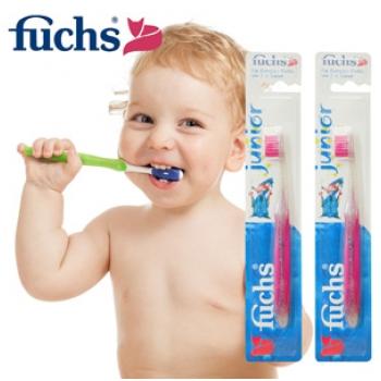 Bàn chải đánh răng Fuchs Junior  cho bé S1568