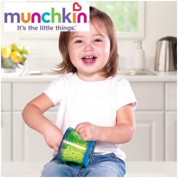 Cốc ăn snack chống đổ Munchkin MK10121