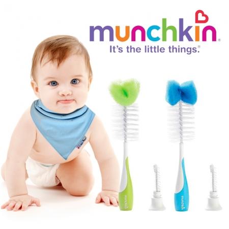 Cây cọ rửa bình sữa Munchkin MK 11001