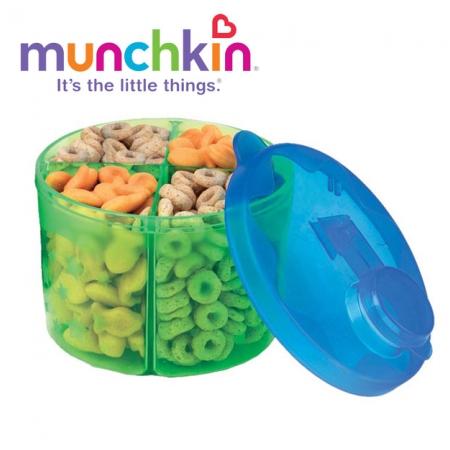Hộp chia sữa /đựng đồ ăn 4 ngăn Munchkin - 80201