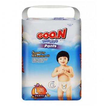 Bỉm quần Goon Slim L52 (9-14kg)