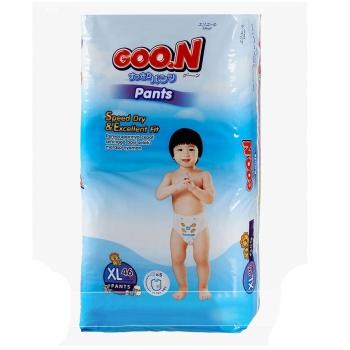 Bỉm quần Goon Slim XL46 (12-20kg)