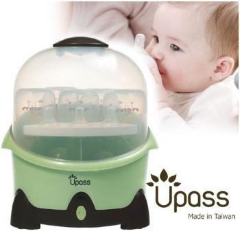 Máy tiệt trùng tự động 5 bình sữa UPASS UP2602