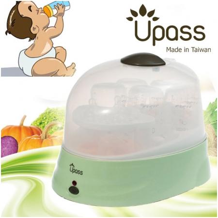 Máy tiệt trùng tự động 6 bình sữa UPASS UP2603