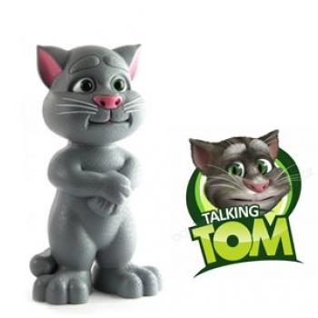 Mèo Tom biết nói, khóc, cười, kể chuyện & hát cho bé M876