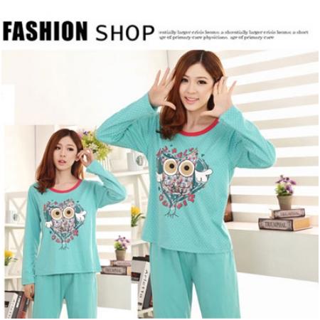 Bộ quần áo ngủ Owl FY 02