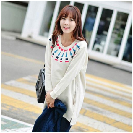 Áo cotton bầu thời trang HC1522
