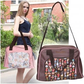 Túi xách đa năng cho mẹ & bé Babymamy 8306