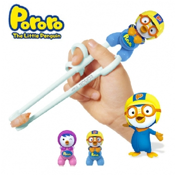 Đũa tập ăn Pororo FS0771 (Dành cho bé từ 2-6 tuổi)