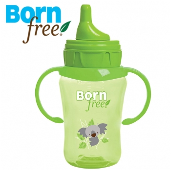 Cốc tập uống Bornfree 210ml - BF46440