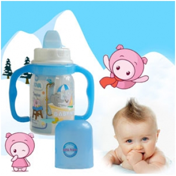 Bình cho trẻ tập uống nước Baby – Nova 46003