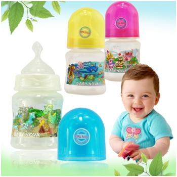 Bình sữa Baby Nova PP 45001 không BPA