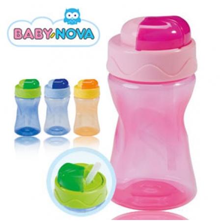 Cốc ống hút Baby Nova 34120 (Đức)