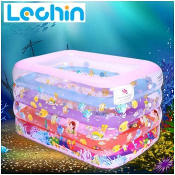 Bể bơi bơm hơi cho trẻ sơ sinh Lechin-HD