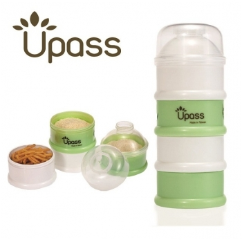 Hộp chia sữa 4 ngăn Upass UP8004C