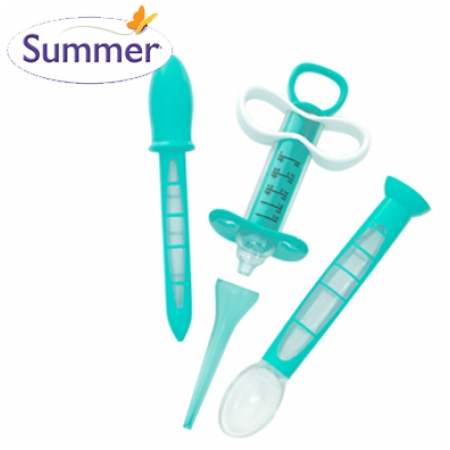 Xi lanh & thìa uống thuốc Summer Infant cho bé SM14434