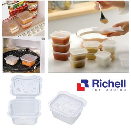 Bộ chia thức ăn Richell RC98106