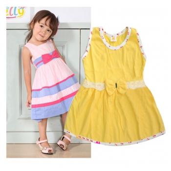 Combo 2 váy Panda thời trang cho bé M916
