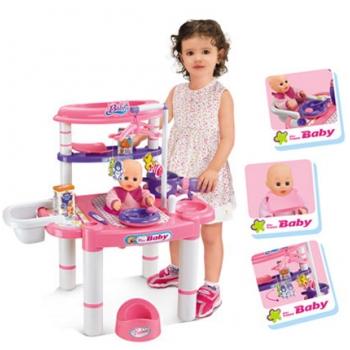 Bộ đồ chơi chăm sóc bé 008-02