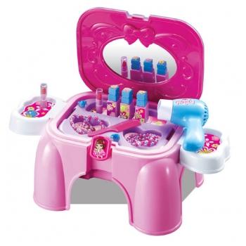 Bộ đồ chơi ghế trang điểm Beauty play set 008-95A