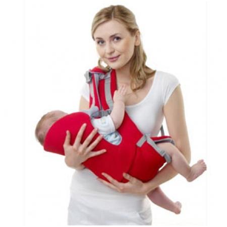 Địu em bé Baby Carrier 6 tư thế cao cấp M663