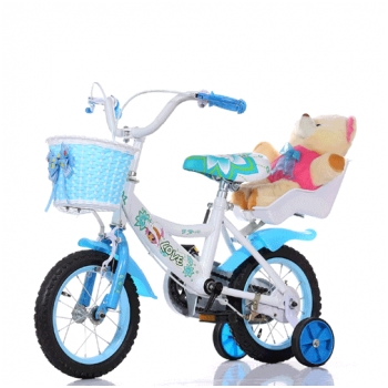 Xe đạp 4 bánh cho bé Princess (14 inch)