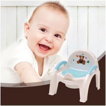 Bô vệ sinh thông minh hình chiếc ghế xinh xắn 877