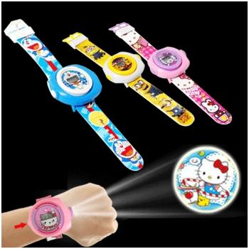 Đồng hồ đeo tay điện tử chiếu hình 3D