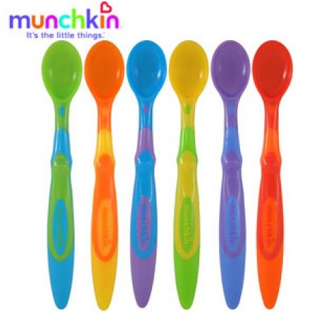 Bộ 6 thìa mềm Munchkin 10062