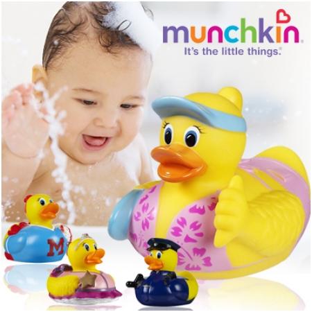 Đồ chơi tắm – vịt báo nóng Munchkin 10065