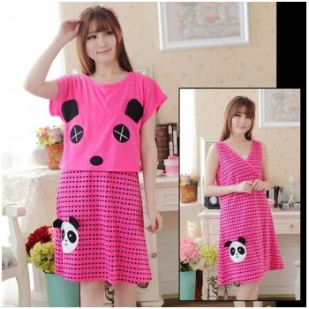 Set váy bầu Pink Panda MB136