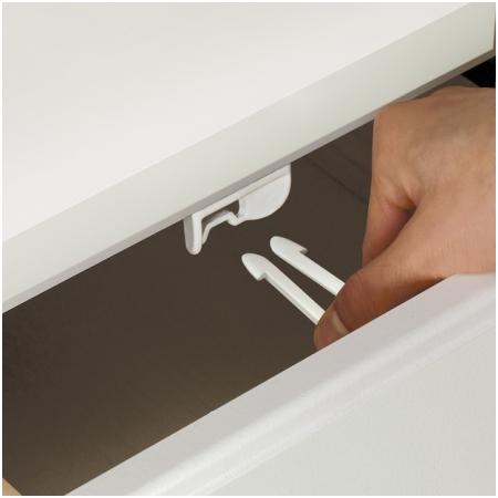 Bộ 12 khóa ngăn kéo an toàn Munchkin 35026