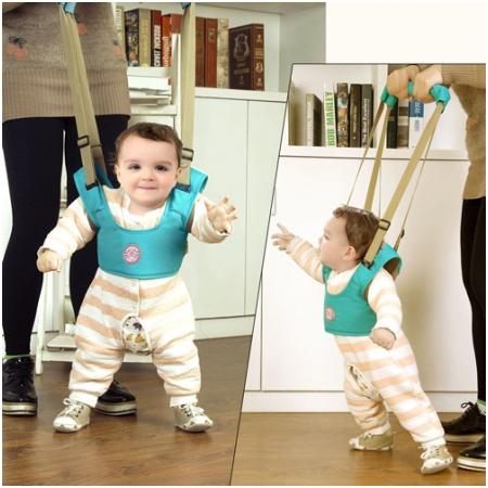 Đai tập đi Babymamy 2in1 cao cấp A001-1