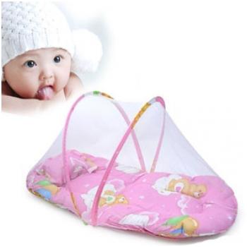 Bộ màn đệm chống muỗi thông minh cho trẻ sơ sinh