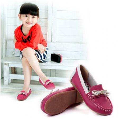 Giày da Income 12025 cho bé