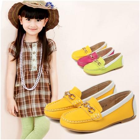 Giày Income - 12016 cho bé (da thật)